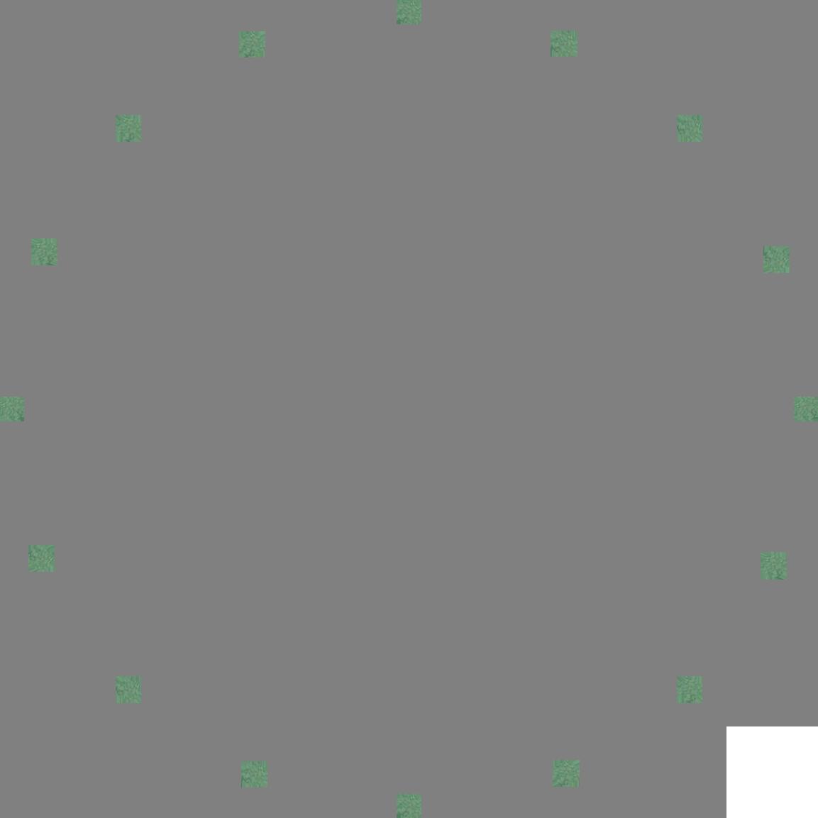 Green Circle Texture